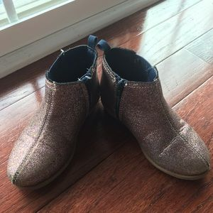 Sparkly Glitter Booties